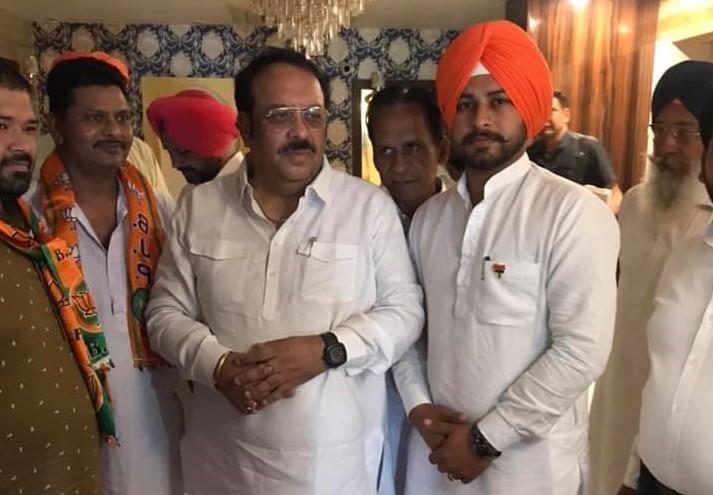 Brindar Singh Sandhu has resigned